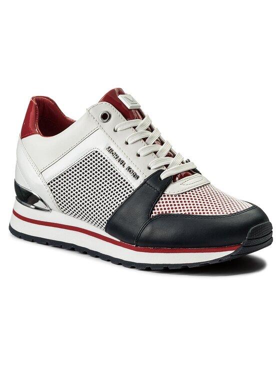 MICHAEL Michael Kors MICHAEL Michael Kors Sneakers Billie Trainer 43S8BIFS1D Bianco