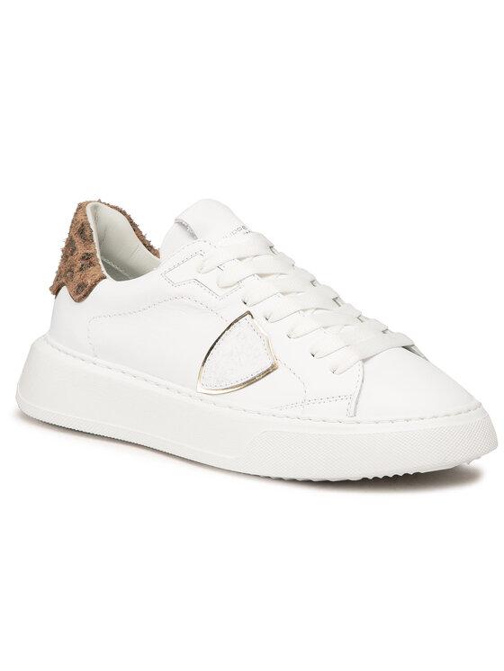 Philippe Model Laisvalaikio batai Temple BTLD VA01 Balta