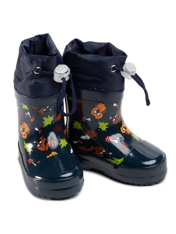 Playshoes Playshoes Kalosze 180390 M Granatowy