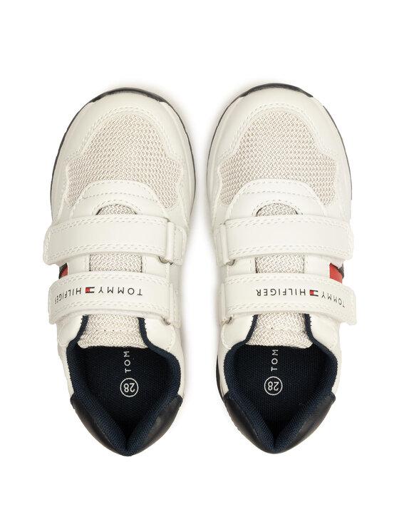 Tommy Hilfiger Tommy Hilfiger Sneakersy T3B4-30723-0208X008 S Biały