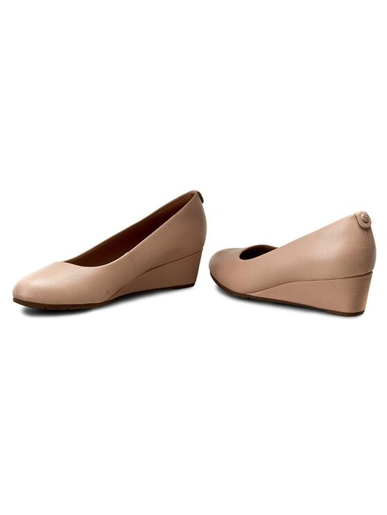 Clarks Clarks Pantofi Vendra Bloom 261242854 Roz