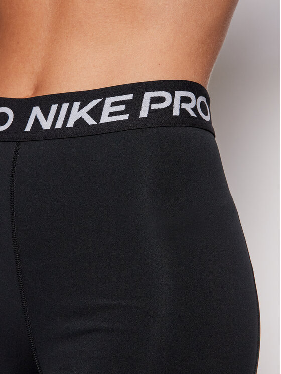 Nike Nike Leggings Pro 365 DA0483 Crna Slim Fit