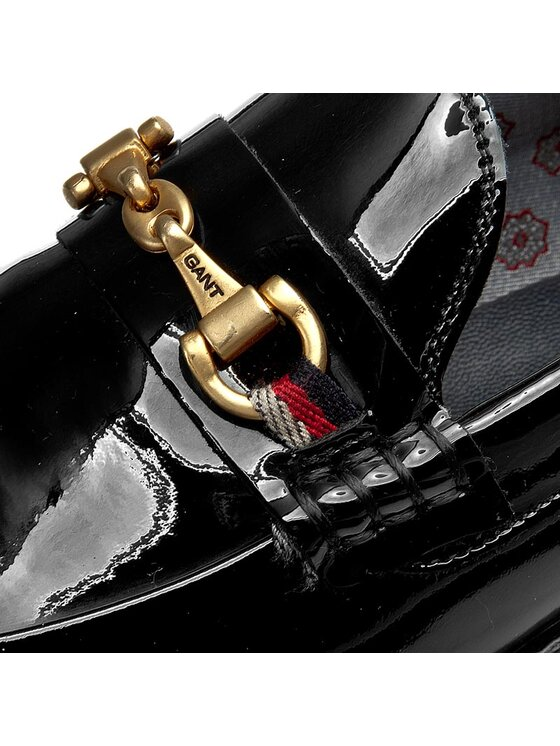 Gant Gant Mokasíny Grace 13571347 Čierna