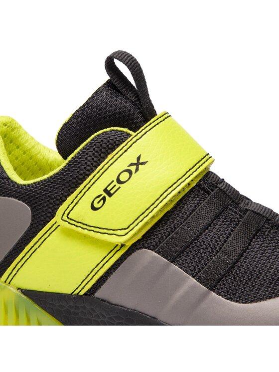 Geox Geox Sneakersy J Sveth B. B J846PB 011FE C0802 D Czarny