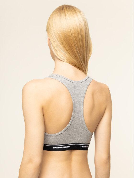 Dsquared2 Underwear Dsquared2 Underwear Set di 2 reggiseni top D8X521800 Grigio