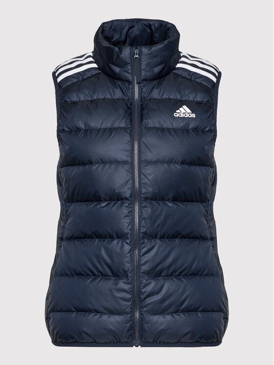 adidas adidas Елек Essentials Down Vest GT9137 Тъмносин Regular Fit