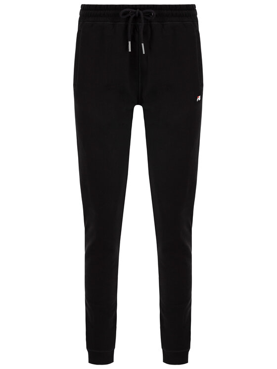 Fila Fila Pantaloni da tuta 681095 Nero Regular Fit