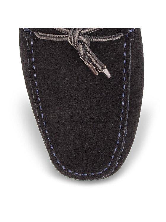 Versace Jeans Versace Jeans Mokaszin E0YTBSP3 Fekete