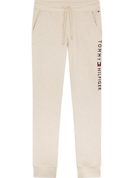 Tommy Hilfiger Tommy Hilfiger Παντελόνι φόρμας Cuffed UW0UW02029 Γκρι Regular Fit