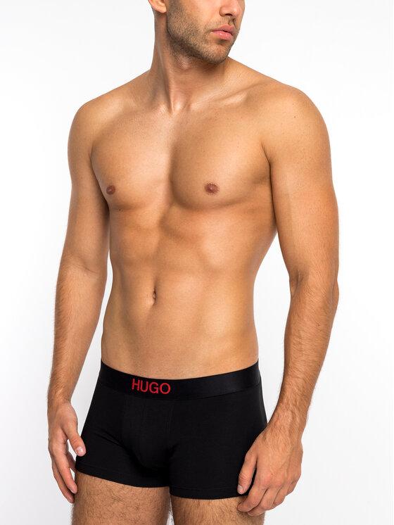 Hugo Hugo Комплект 2 чифта боксерки 50403225 Черен