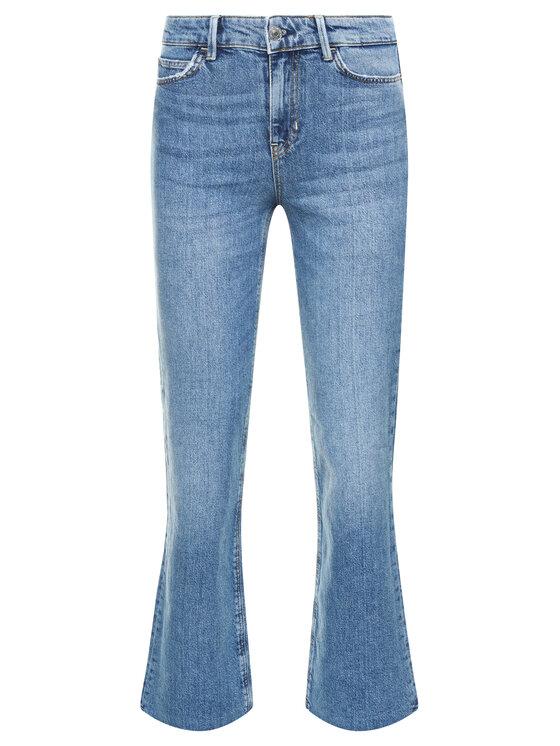Guess Guess Jeansy W02A22 D3LD3 Niebieski Regular Fit