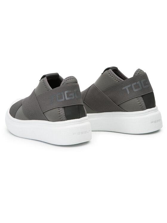 Togoshi Togoshi Sneakers FESSURA TG-08-02-000050 Gri