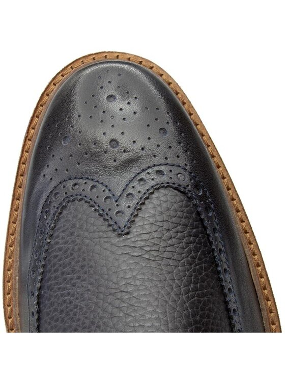 TOMMY HILFIGER TOMMY HILFIGER Обувки Hampton FA 1A FM56821521 Тъмносин