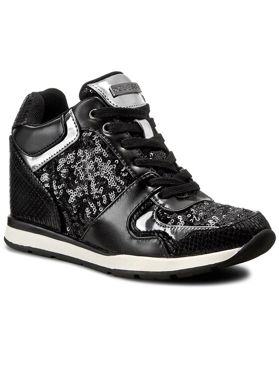 Guess Guess Sneakers Laceyy FLLCY3 FAB12 Nero