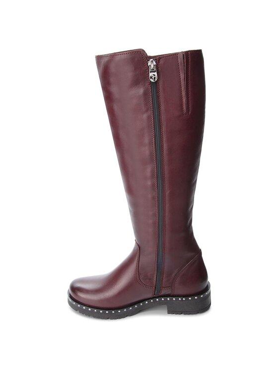 Eva Minge Eva Minge Μπότες Ιππασίας Aldaya 4AW 18SM1372552EF Μπορντό