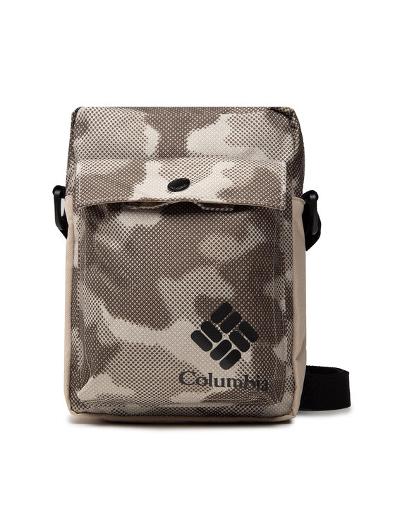 Columbia Columbia Saszetka Zigzag Side Bag 1935901271 Beżowy