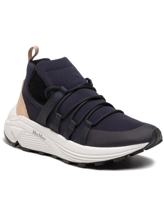 Max Mara Laisvalaikio batai Raissa 476113166 Tamsiai mėlyna