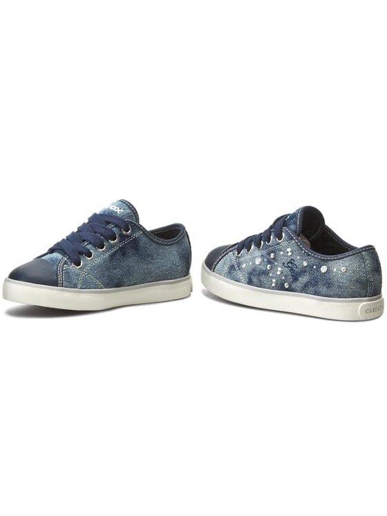 Geox Geox Chaussures basses J Ciak G. K J5204K 00013 C4001 Bleu