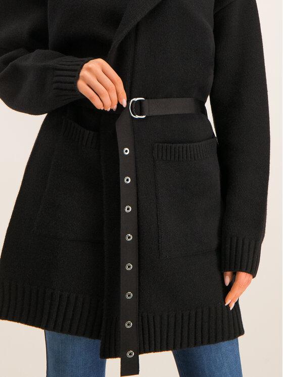 Diesel Diesel Cardigan 00SYXA 0KASY Noir Regular Fit