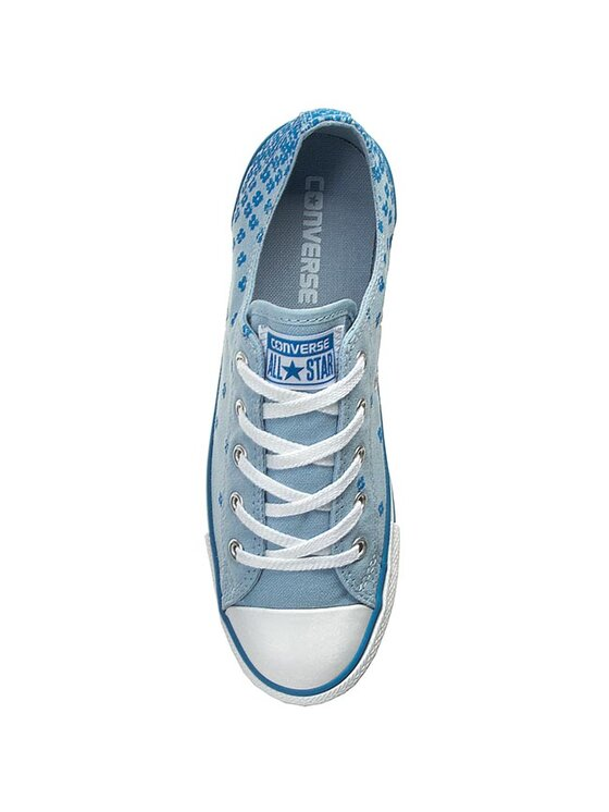 Converse Converse Plátenky Ct Dainty Ox Fo 547150C Modrá