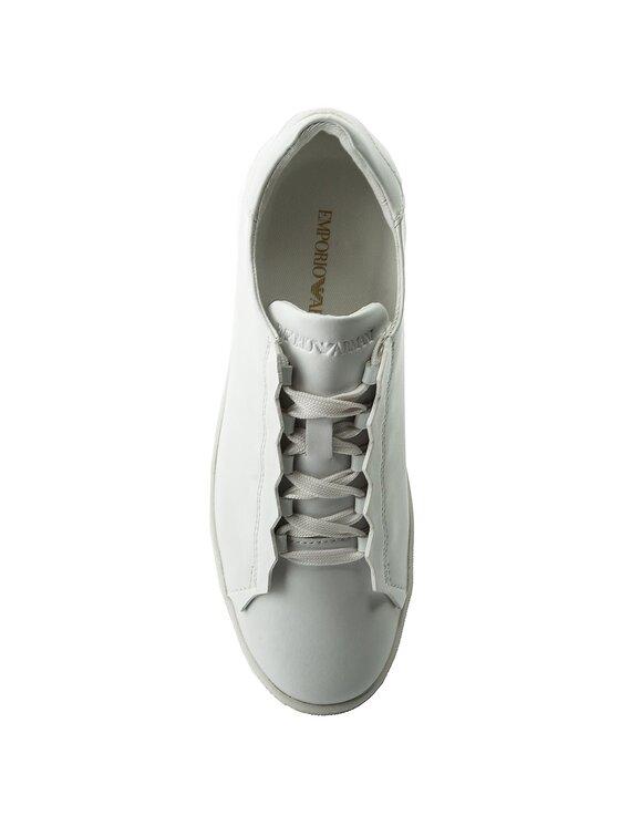 Emporio Armani Emporio Armani Laisvalaikio batai X3X051 XF187 00001 Balta