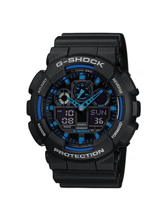 G-Shock Laikrodis GA-100-1A2ER Juoda