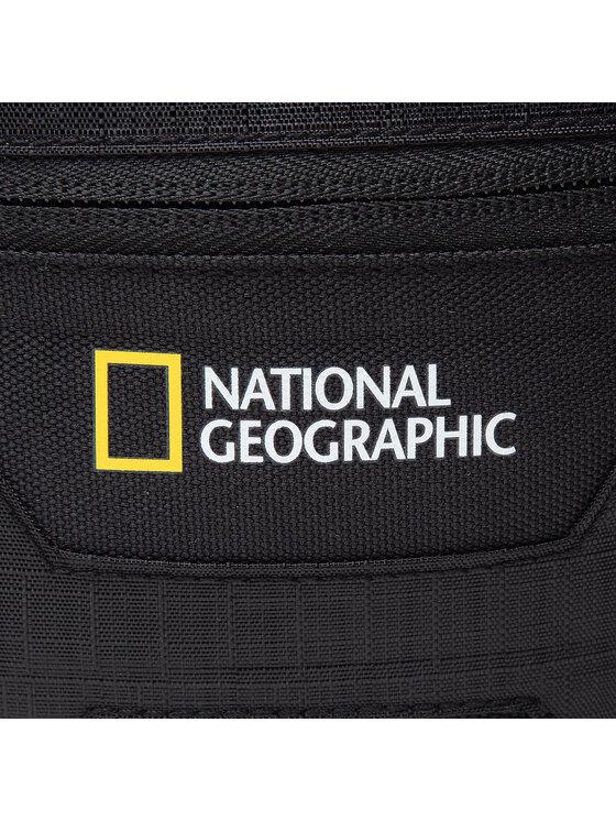 National Geographic National Geographic Saszetka nerka Waist Bag N16085.06 Czarny