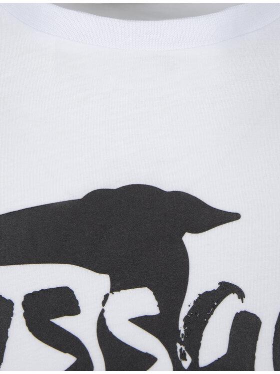 Trussardi Trussardi Marškinėliai 52T00240 Balta Regular Fit