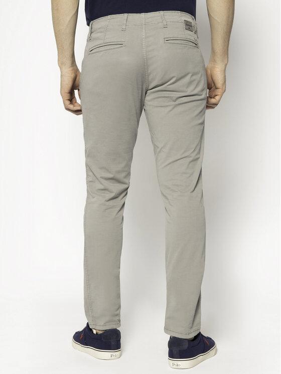 Napapijri Napapijri Текстилни панталони Mana 2 NP0A4E32 Сив Regular Fit
