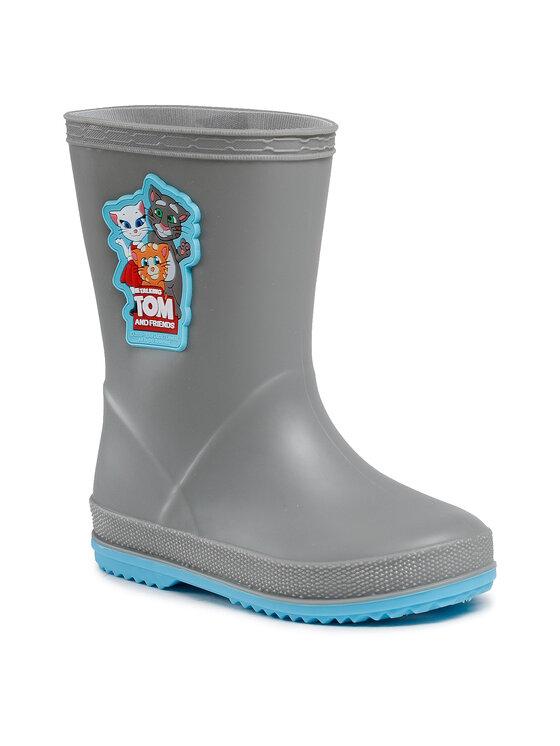 Coqui Guminiai batai Rainy 8505-605-4818 Pilka