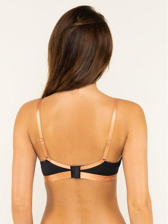 Emporio Armani Underwear Emporio Armani Underwear Bezešvá podprsenka 164278 9A235 00020 Černá