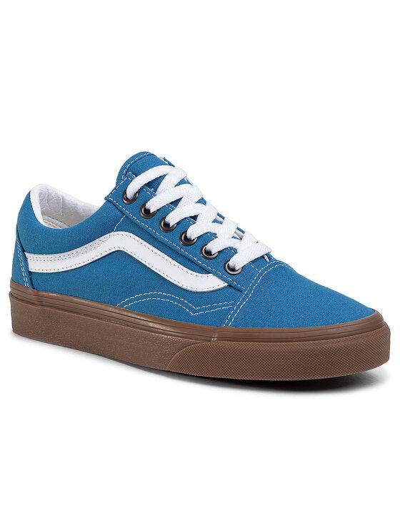 Vans Tennis Old Skool VN0A4U3BWYZ1 Bleu marine