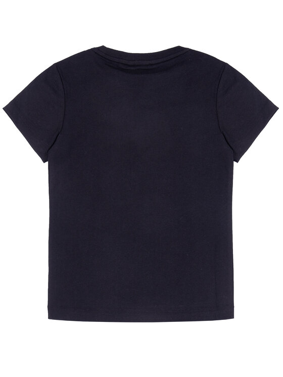 EA7 Emporio Armani EA7 Emporio Armani T-shirt 3HBT54 BJ7CZ 1554 Bleu marine Regular Fit
