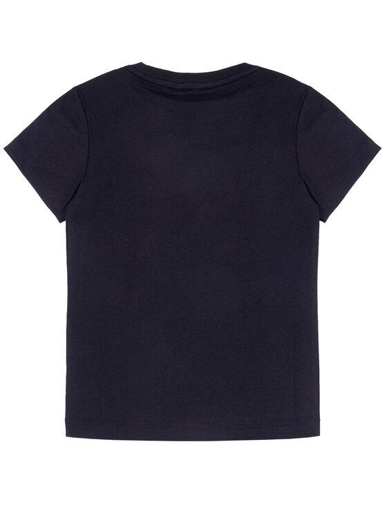EA7 Emporio Armani EA7 Emporio Armani T-Shirt 3HBT54 BJ7CZ 1554 Σκούρο μπλε Regular Fit