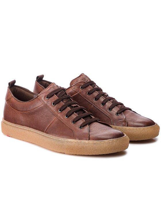 Lloyd Lloyd Sneakersy Barker 28-521-04 Brązowy