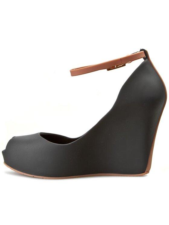 Melissa Melissa Обувки Melissa Patchuli IX Ad 31569 Черен