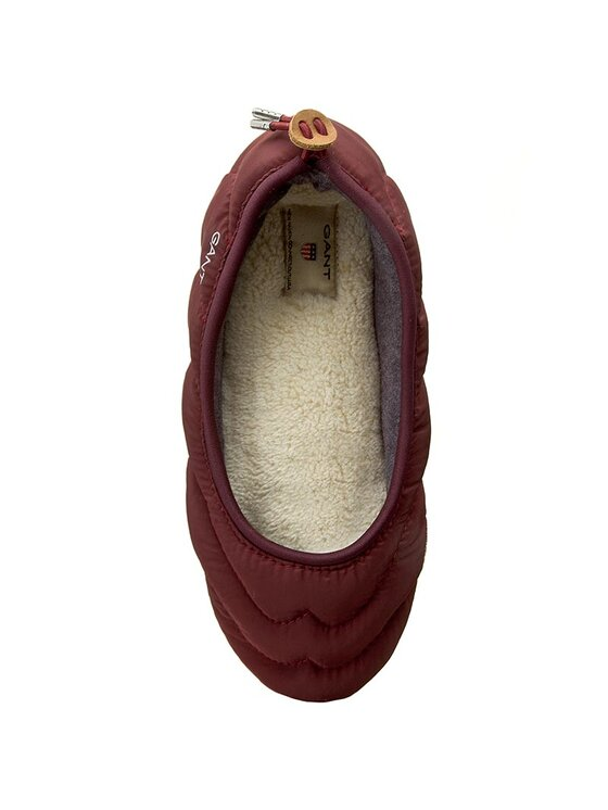 Gant Gant Papuci de casă Abby 13597295 Vișiniu