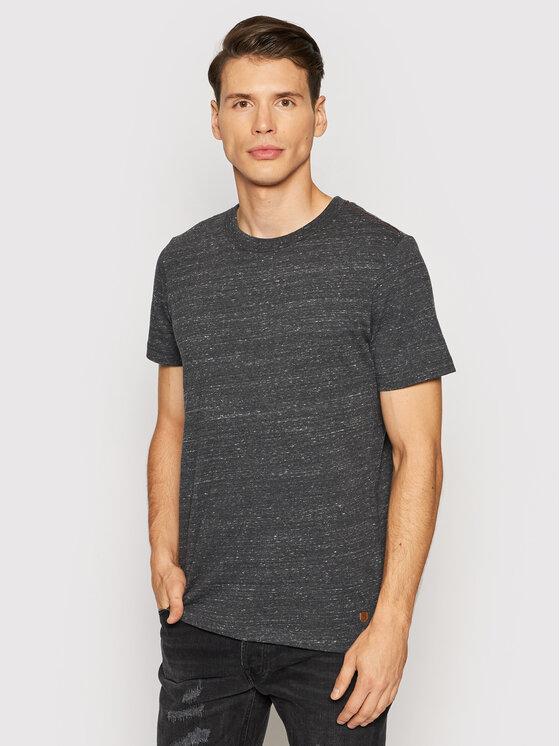 Jack&Jones PREMIUM Marškinėliai Blubowery 12194103 Pilka Regular Fit