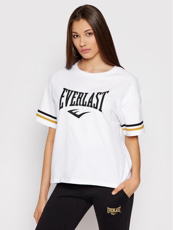 EVERLAST Marškinėliai 763030-50 Balta Regular Fit