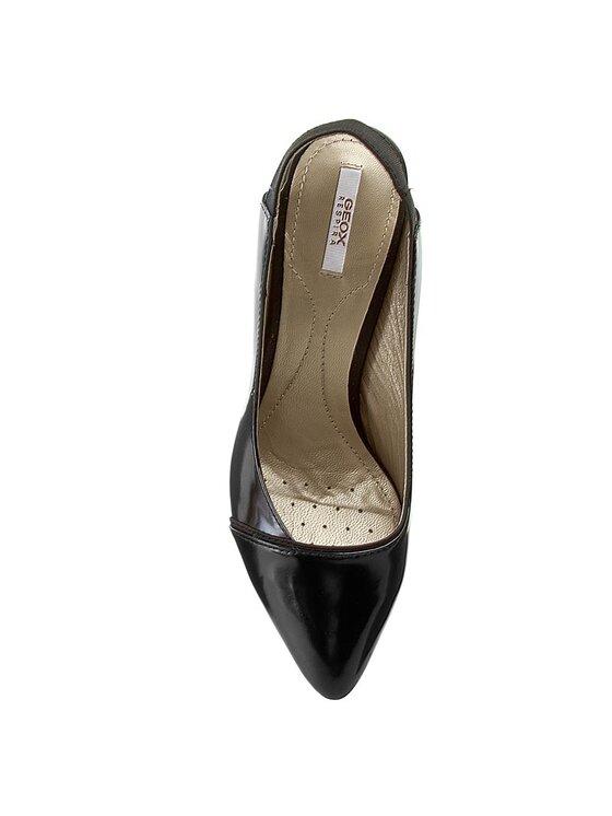 Geox Geox Sandále D Caroline A D62W1A 00038 C9999 Čierna