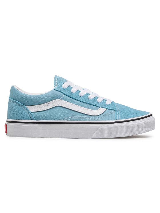 Vans Vans Tenisówki Old Skool VN0A4UHZ33L1 Niebieski