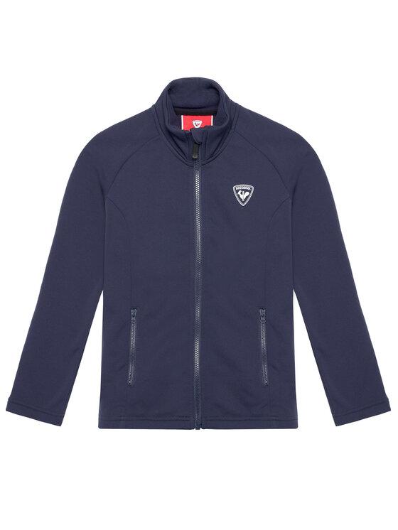 Rossignol Fliso džemperis RLIYL02 Tamsiai mėlyna Regular Fit