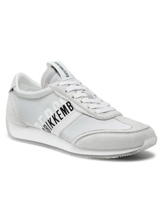 Bikkembergs Laisvalaikio batai Julie B4BKW0169 Sidabrinė