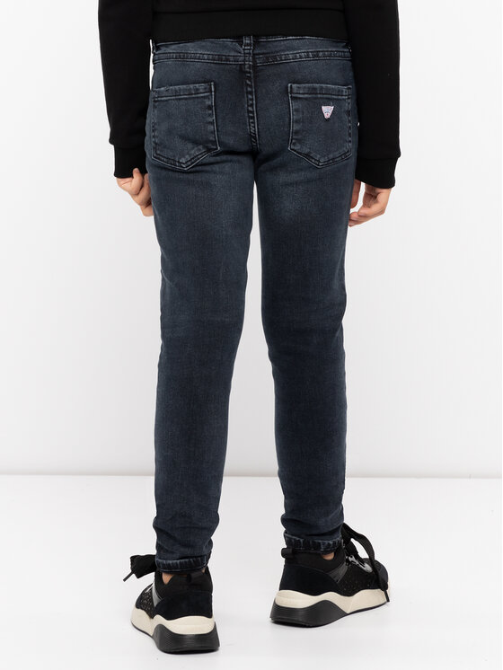 Guess Guess Jeansy J94A04 D3TM0 Szary Slim Fit