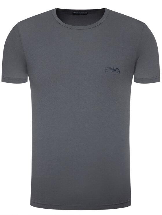 Emporio Armani Underwear Emporio Armani Underwear Комплект 2 тишъртки 111670 9A715 23444 Цветен Slim Fit