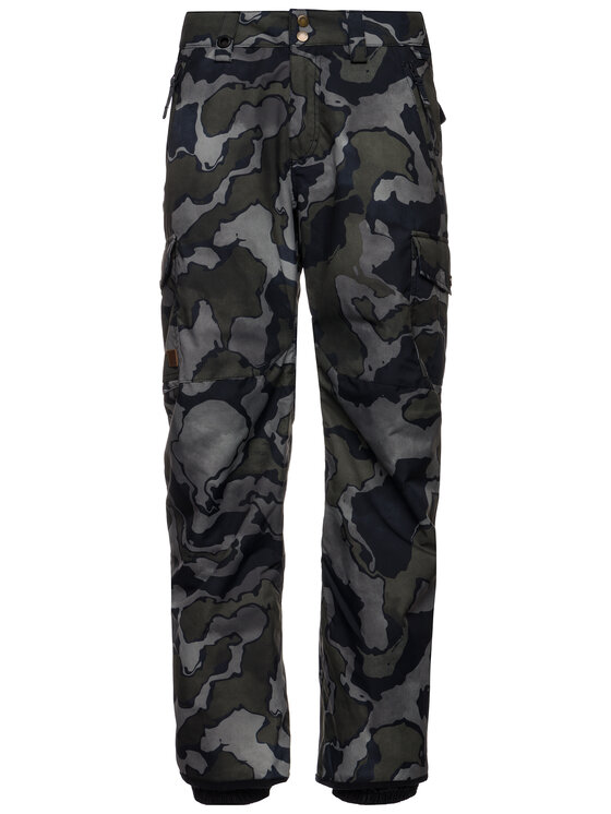 Quiksilver Quiksilver Snowboardové kalhoty EQYTP03118 Barevná Regular Fit