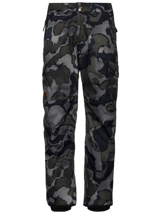 Quiksilver Quiksilver Spodnie snowboardowe EQYTP03118 Kolorowy Regular Fit