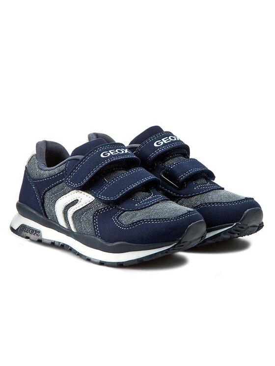 Geox Geox Κλειστά παπούτσια J Pavel C J6215C 010AF C4064 Σκούρο μπλε