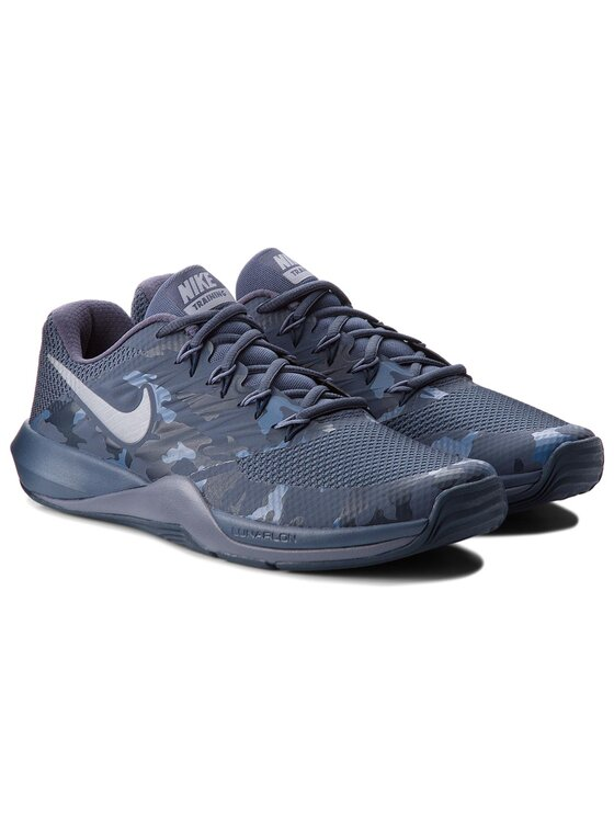 Nike Nike Boty Lunar Prime Iron II 908969 401 Tmavomodrá