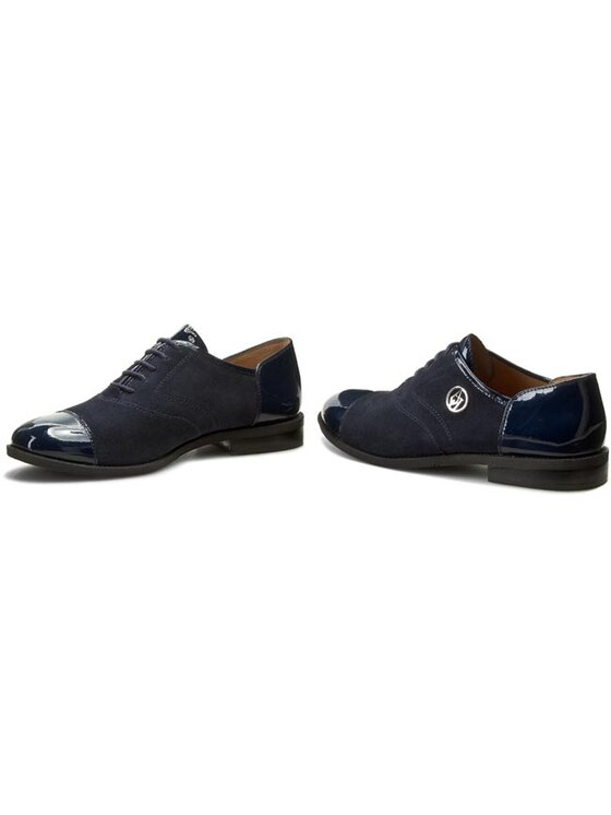 Armani Jeans Armani Jeans Oxfords A5595 56 5R Blu